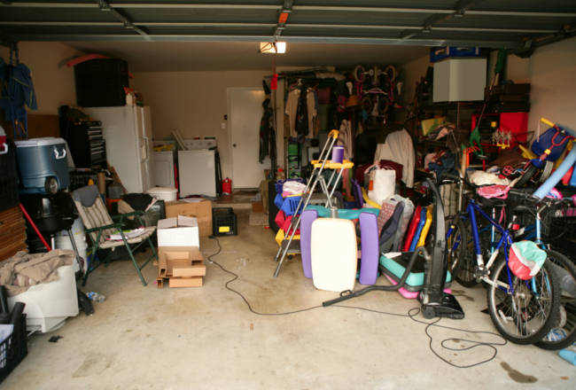 Garage of Garbage