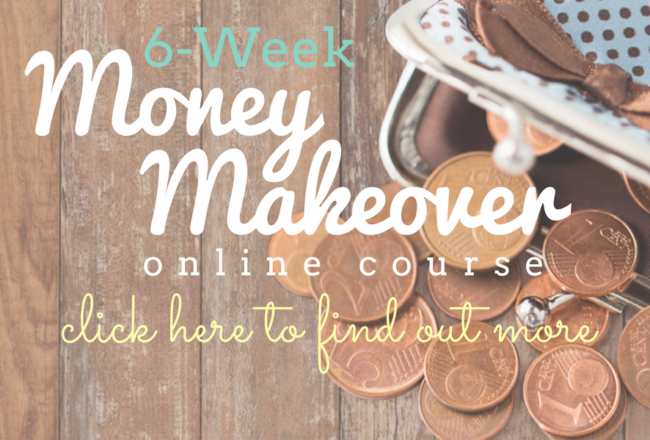 Money Makeover Online Course