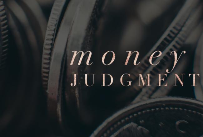 Money Judgment Blog