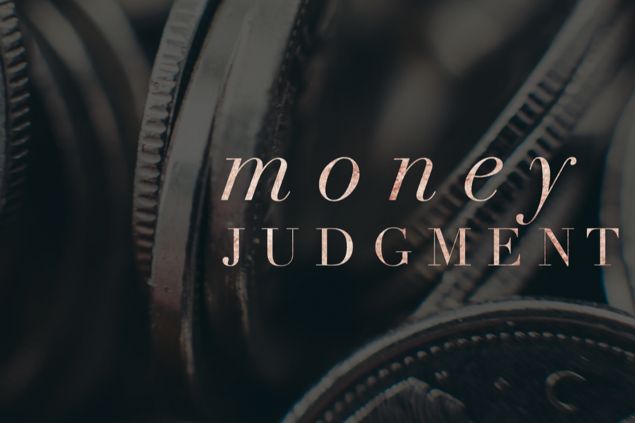 Money Judgment Blog
