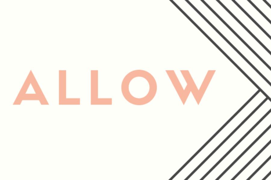 Allow Blog